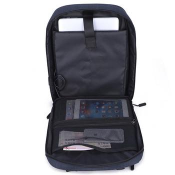 Раница с цип за 15 инчов лаптоп
