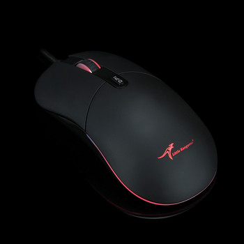 Светеща мишка Кенгуру X12 с кабел и 4 броя клавиши