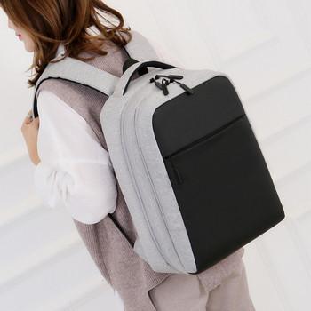 Текстилна раница за лаптоп и училище - два модела
