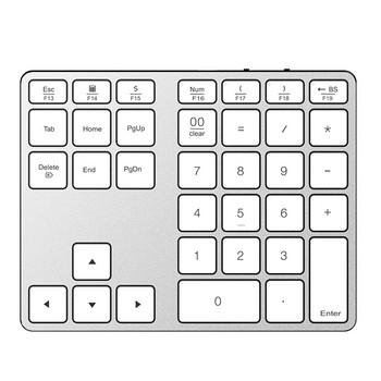 Bluetooth цифрова клавиатура