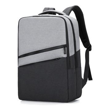 Раница от текстил подходяща за училище или пренос на лаптоп - два модела