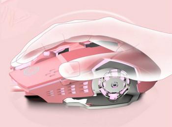 Геймърска мишка с кабел и 6 броя клавиши
