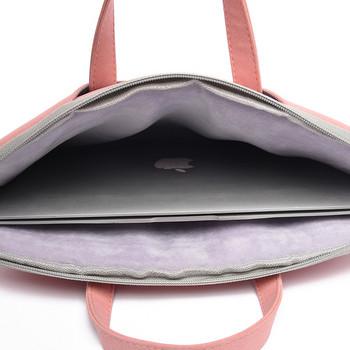 Чанта подходяща за 15.6 инчов лаптоп с къса и дълга дръжка