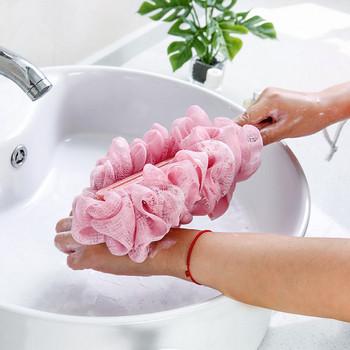 Βούρτσα καθαρισμού σώματος με μακριά λαβή