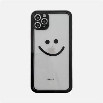 Калъф за Iphone 11 Pro Max с усмихнато лице