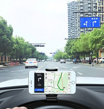 Регулируема стойка за телефон и навигация