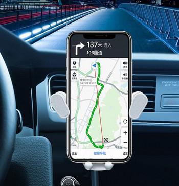 Многофункционална стойка за кола подходяща за телефон и навигация -два модела