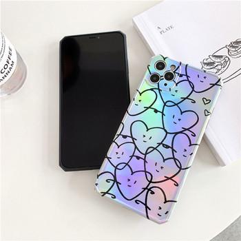 Калъф със сърца за Iphone 11 Pro Max