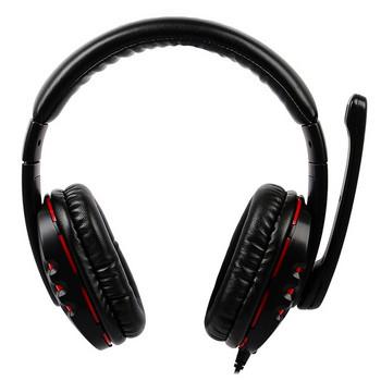 Somic G923 геймърски слушалки с микрофон и кабел с дължина 2.5 метра