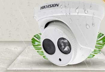 Камера за видео наблюдение Hikvision модел 2CE56A2P-IT3P