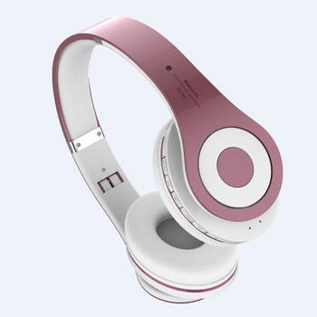 Безжични bluetooth слушалки Стерео