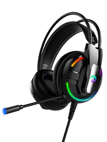 Youbai A18 геймърски слушалки с микрофон