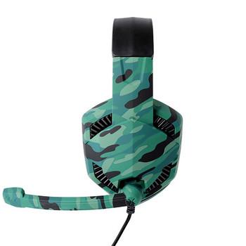 TUCCI геймърски  шумоизолиращи  слушалки с микрофон