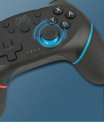 Безжичен джойстик HONCAM Nintendo NS с USB кабел