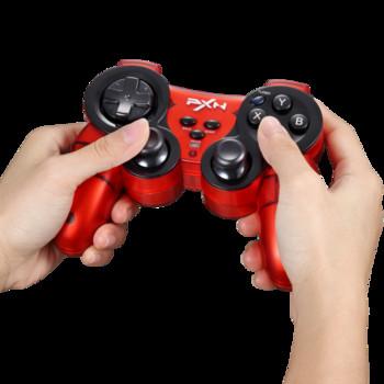 Безжичен геймпад  Lai Shida  с двойна вибрация