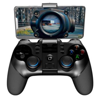 Безжичен геймпад с поставка за телефон и Bluetooth  свързване