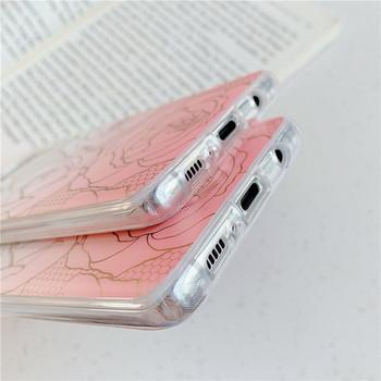Силиконов калъф за  Samsung S10 Plus в преливащи се цветове