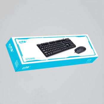 Acacia D70 кабелна мишка и клавиатура комплект
