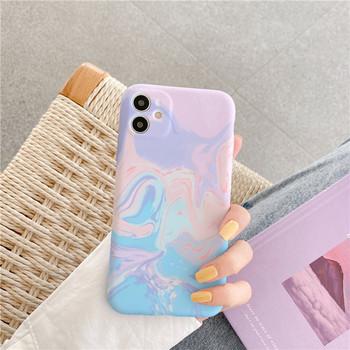 Многоцветен калъф за Iphone 11 - два модела