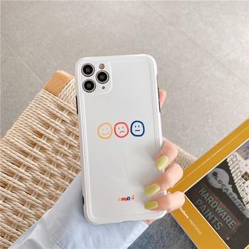 Бял калъф за Iphone 11 Pro Max  - два модела