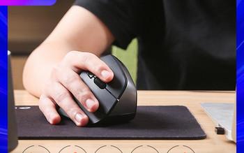 Daeryou LM108 мишка с кабел за компютър и лаптоп