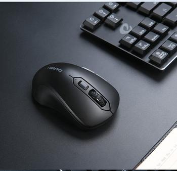 Dahlyou LM115 безжична bluetooth мишка подходяща за компютър