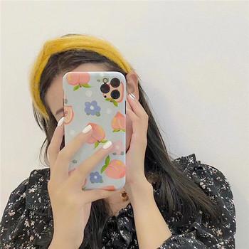 Калъф за  Iphone 11 Pro Max с праскови