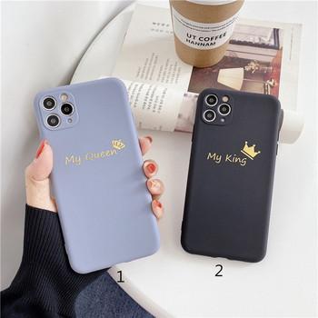 Калъф за Iphone 11 Pro Max  с надпис