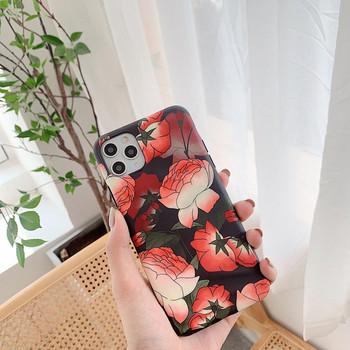 Калъф за Iphone 11 Pro Max  с цветя