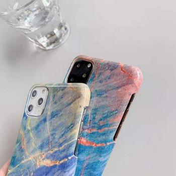 Мраморен калъф за Iphone 11 Pro Max - два модела