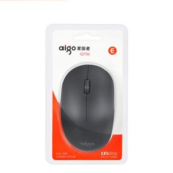 Patriot Q706 безжична мишка