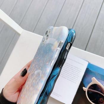 Цветен калъф за iPhone 11 Pro Max - два модела
