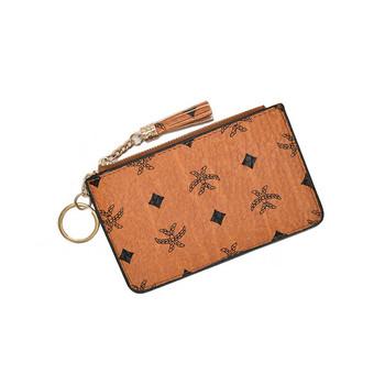 Μοντέρνο γυναικείο πορτοφόλι από οικολογικό δέρμα