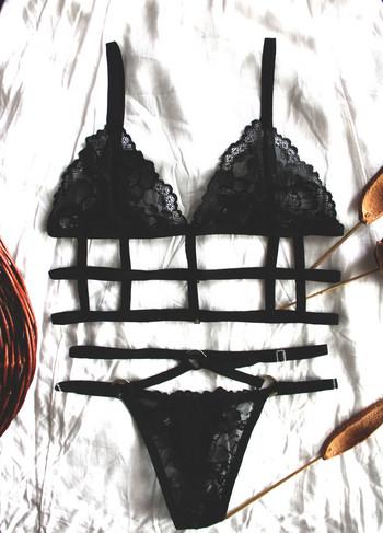 Дантелено еротично бельо \'BLACK DEVIL\' Sexy Lingerie