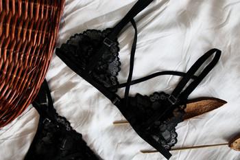 Дантелено супер секси бельо \